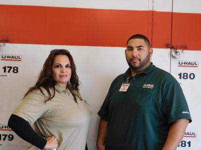 General Manager Michael Estrada and his team are ready to serve all of your storage needs.