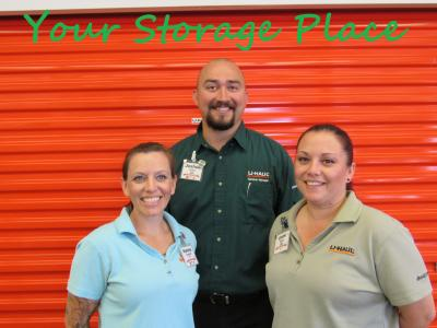 General Manager Joshua Varela and his team are ready to serve all your storage needs.