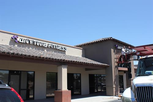 Anytime Fitness at Silverbell and Grant II