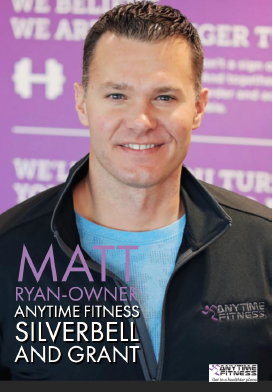 Anytime Fitness Owner Image