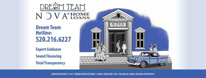 Dream Team at Nova Home Loans