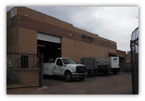 Gen-Tech Tucson Branch