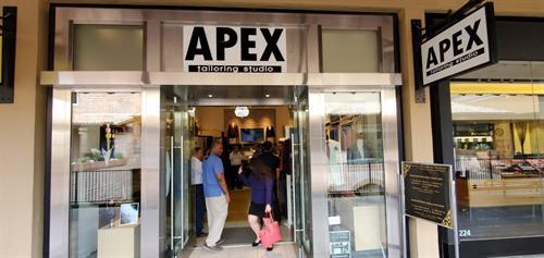 Apex Tailoring Studio  ( La Encantada Mall)