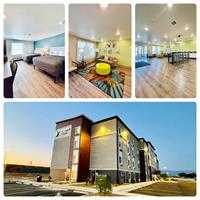 Tucson Marketplace welcomes WoodSpring Suites extended stay! Open now!