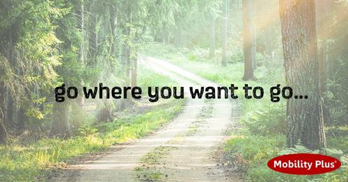 go where you want to go...