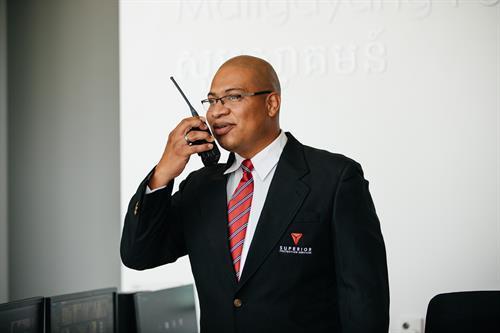 Corporate Security Concierge