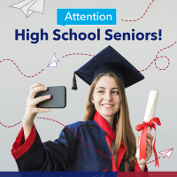 Hughes Federal Credit Union is taking applications for its 16th Annual Scholarship Program.