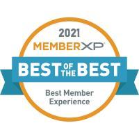 Hughes Federal Credit Union Receives Prestigious National MemberXP 2021 Best of the Best Award.