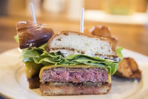 Rick Nelson of the Star Tribune recommends our Brisket Burger.