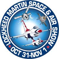 LOCKHEED MARTIN SPACE AND AIR SHOW AT SANFORD INTERNATIONAL AIRPORT