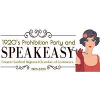 Roaring 20's Speak Easy - Prohibition Party