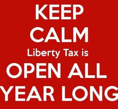 WE HANDLE THE IRS SO YOU DONT HAVE TO 365 DAYS OF THE YEAR!!!