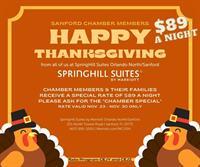 Springhill Suites by Marriott - Sanford