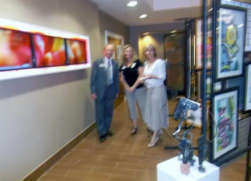 Art Night for Sanford Community