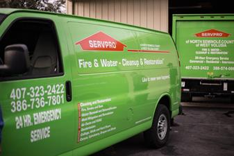 SERVPRO of North Seminole & Volusia County