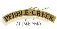 Pebble Creek at Lake Mary