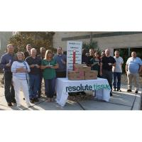 Resolute Tissues teams up with GSRCC