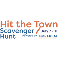 Hit the Town Scavenger Hunt powered by Buoy Local