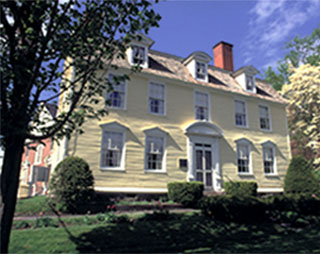 John Paul Jones House (Portsmouth Historical Society)