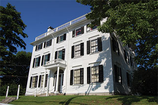 Rundlet-May House (Historic New England)