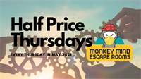 Monkey Mind Escape Rooms - Portsmouth