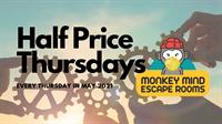 Monkey Mind Escape Rooms - Portsmouth
