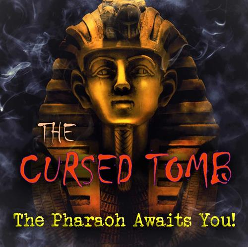 The Cursed Tomb Escape Room at Monkey Mind Escape Rooms