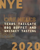 New Year's Eve Texas Tailgate