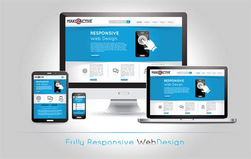 We have been developing websites since 1994.