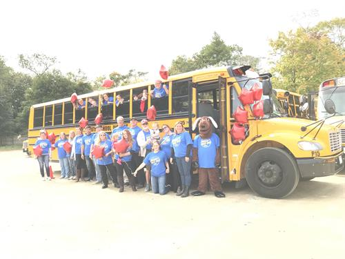 Student Transportation Supports a Bully Free Bus!