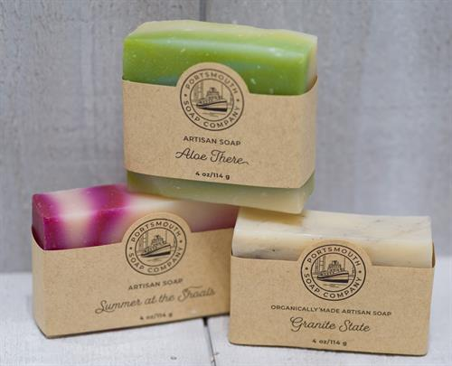 All Natural Handcrafted Soaps