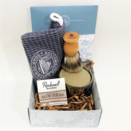 Shaving Kit Gift Box
