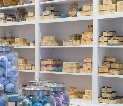 Handmade Soaps - Buy 5 and Get the 6th Free