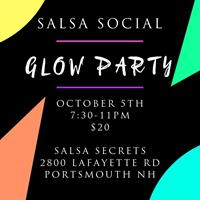 October Salsa Social with Salsa Secrets