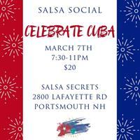 March Salsa Social with Salsa Secrets