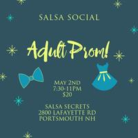 May Salsa Social with Salsa Secrets