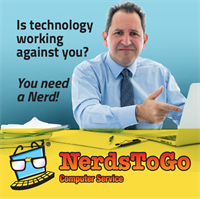 Nerds To Go - North Hampton