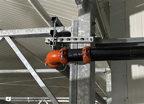 Commercial Fire Sprinkler