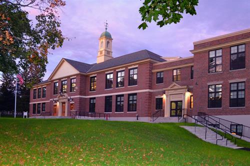 Hampton Academy. North Hampton NH