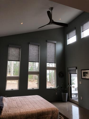 Lutron Automated Roller Shades