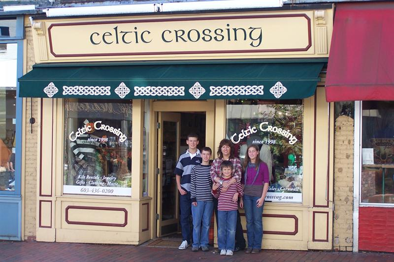 Celtic Crossing