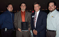 Daystar awarded 2007 Business of the Year by the Portsmouth Chamber