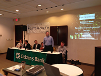 Daystar CEO Keith Bamford participates in Chamber's Small Business Panel