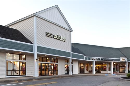 Over 120 stores in Kittery