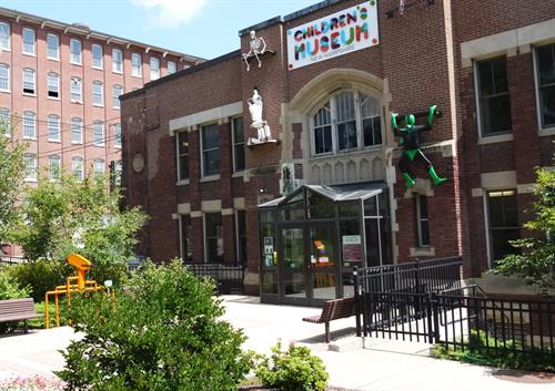 The Children's Museum of New Hampshire