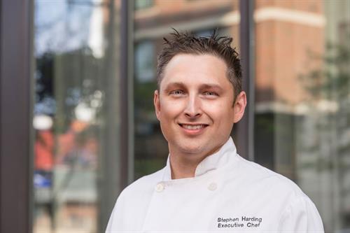 Chef Stephen Harding
