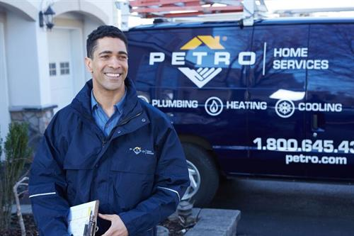 Petro Home Services HVAC Technician