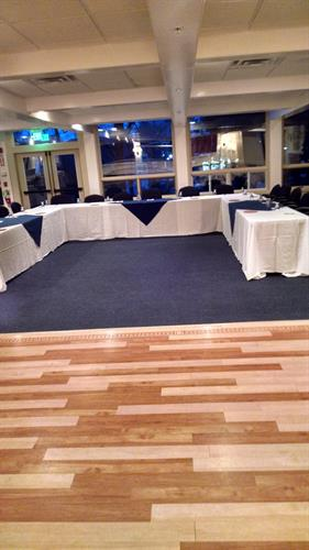 Business Meeting Set-up in the Madbury Room