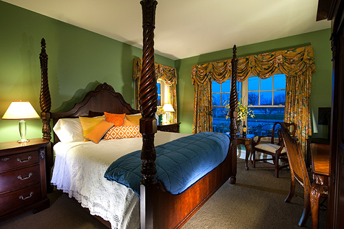 Habor Hill Guest Room
