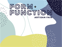 3S Artspace presents second annual Form + Function Artisan Fair Nov. 16, 17